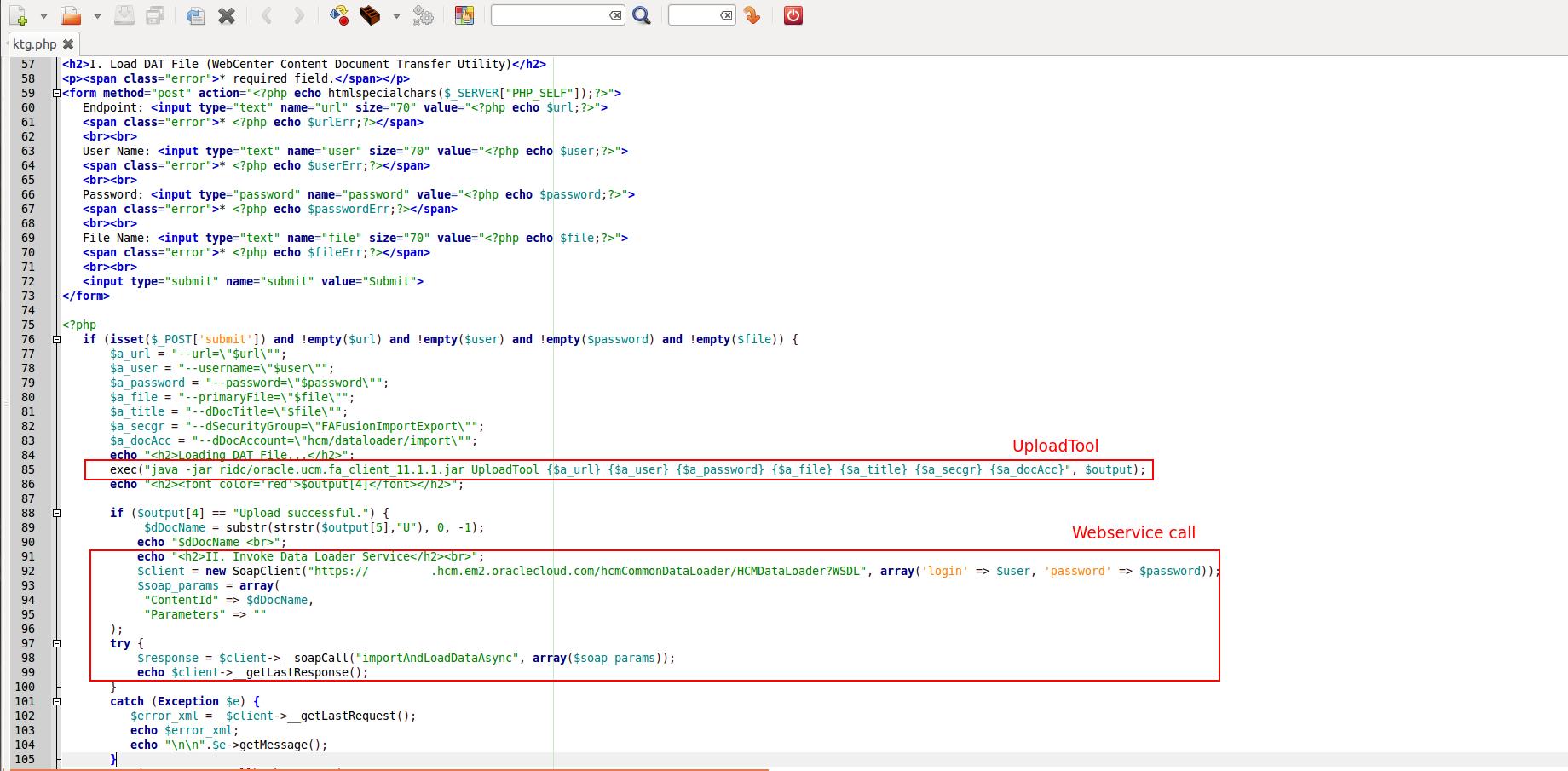 HCM Data Loader automation examples | HCM Cloud Hub