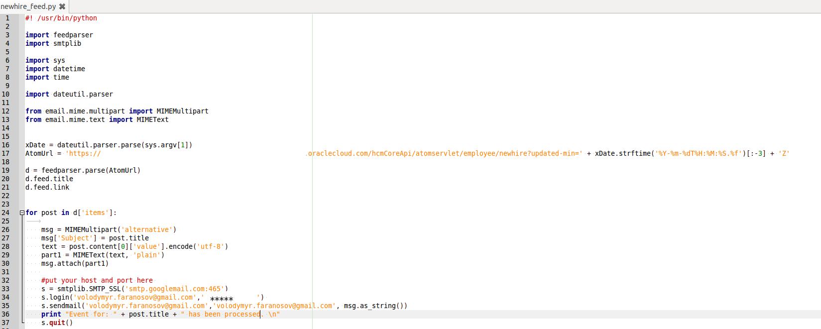 Updater script xdating