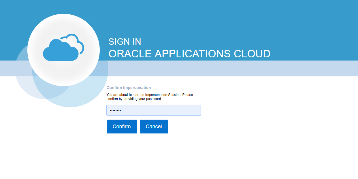 How to setup a proxy access in Oracle HCM Cloud | HCM Cloud Hub